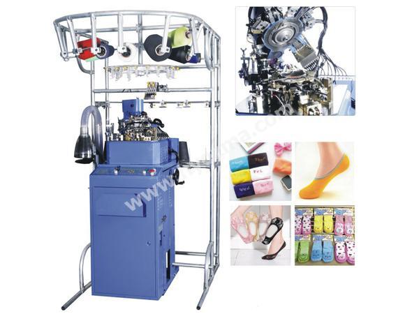 Single-cylinder 2-feed Hosiery Sock Machine